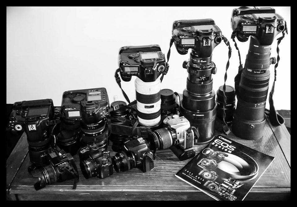 Sky island photography John Heyward sports cameras & lenses 2014 Canon cameras and lenses with Eos system magazine