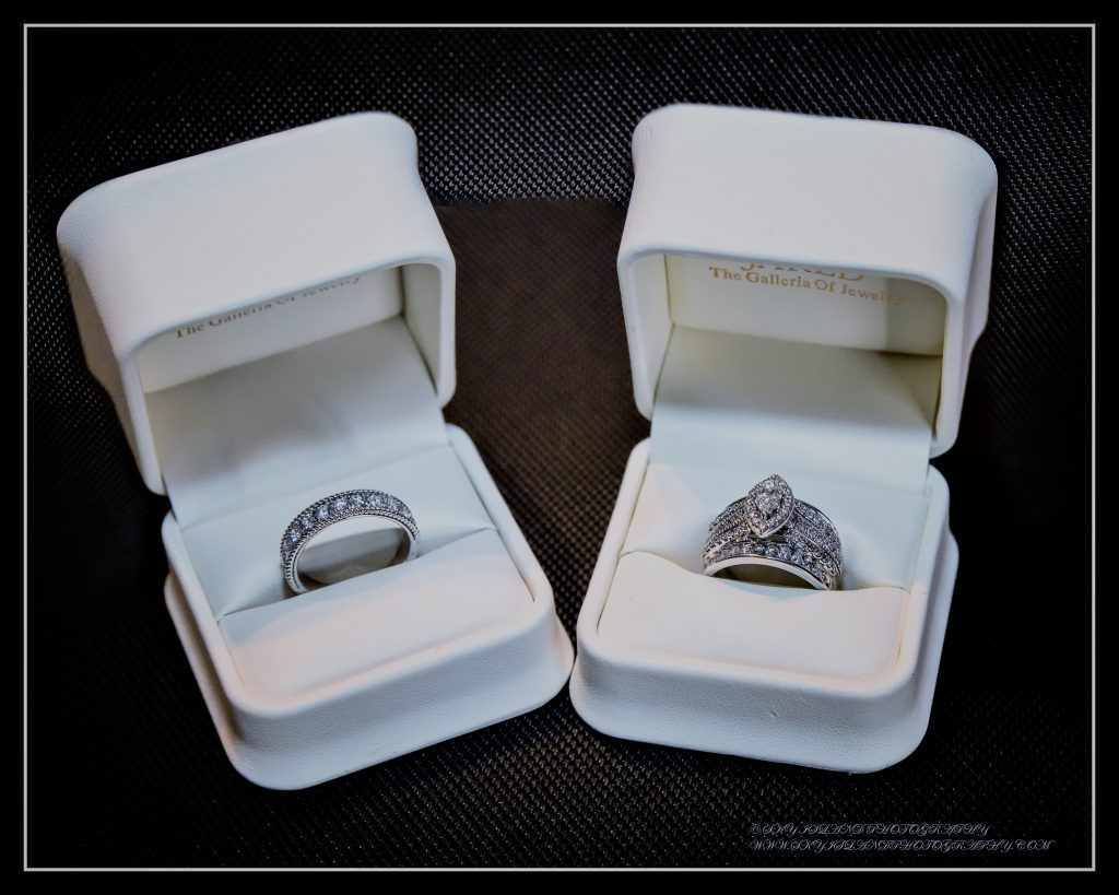 wedding ring set Jarods Sky Island Photography John Heyward