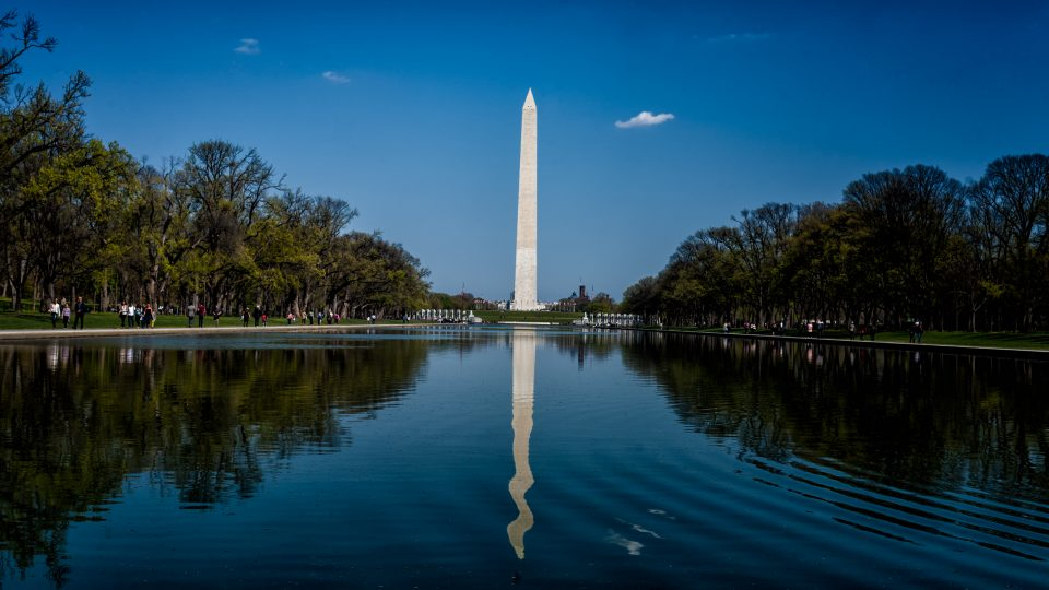 The mall Washington DC Sky Island Photography John Heyward